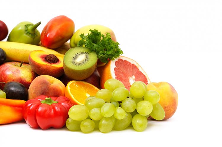 Nên bổ sung thực phẩm chứa vitamin C để cải thiện làn da sau sinh