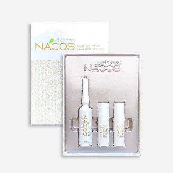 Bộ sản phẩm Nacos - Tinh chất Nám Nacos White Solution Dark Spot Reducer -Giá: 1,950,000 vnđ